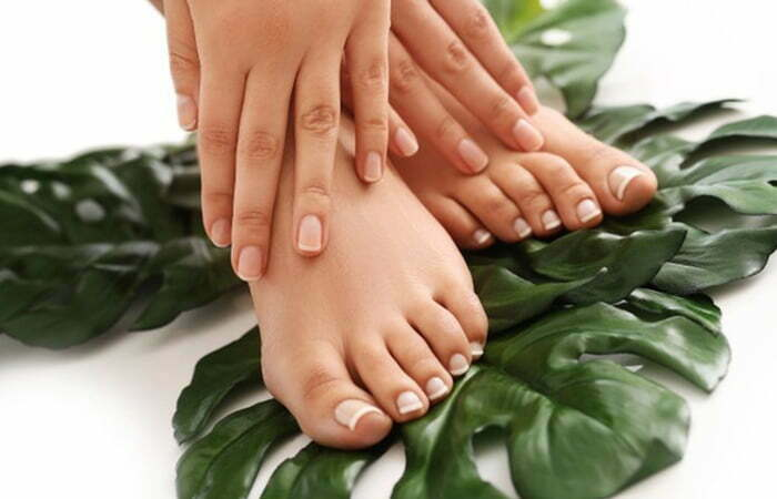 AAYNA Waterless Medical Pedicure & Manicure
